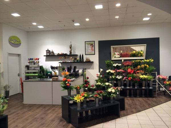 Blumenladen Schweinfurt  oskar von miller Strae Blumenversand Edelwei