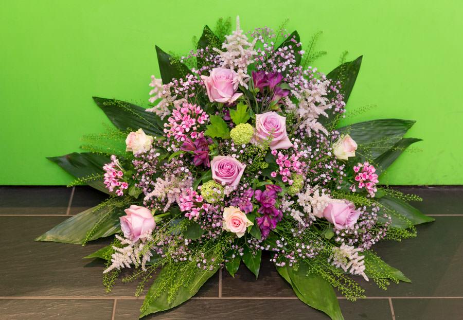 Trauerfloristik  Blume  Leben