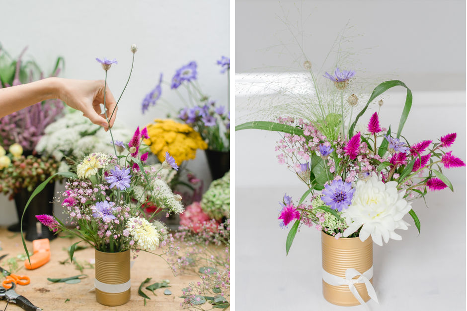 DIY Blumen Workshop  Sonja Klein