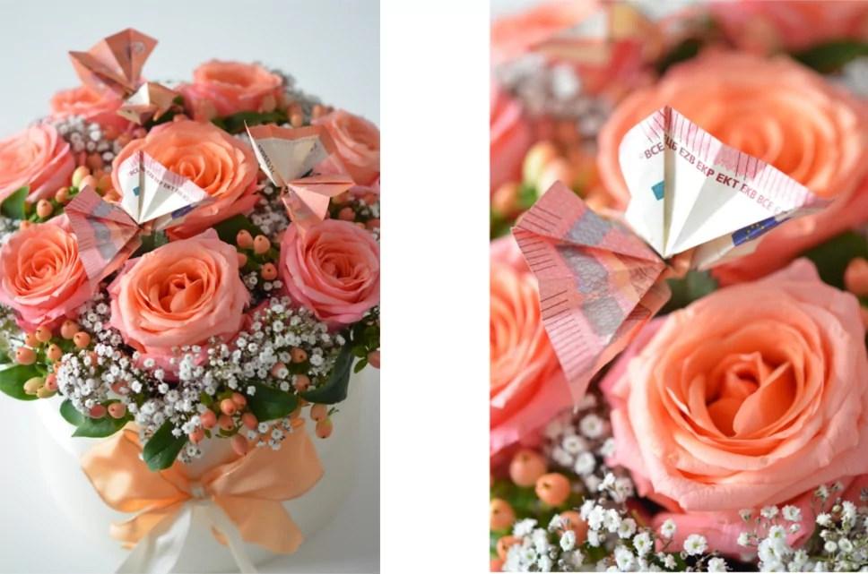 Blumen Als Geschenk Verpacken Perfect Zum Geburtstag With
