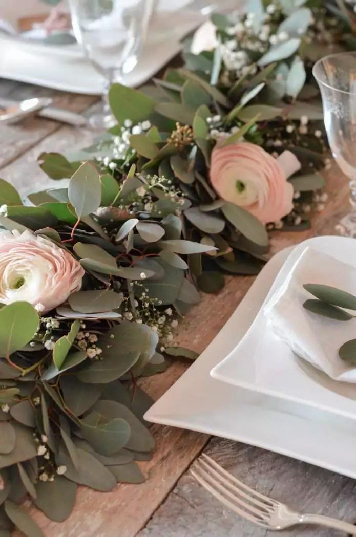Hochzeit September Blumen