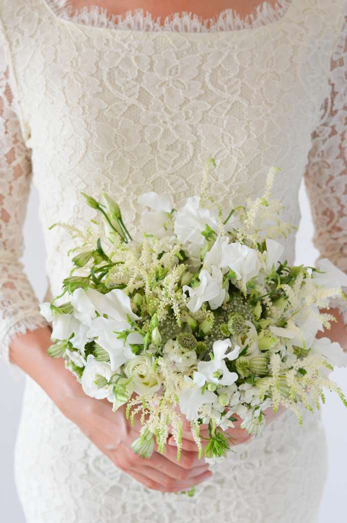 Meghans Brautstrau selber binden  Royales HochzeitsDIY