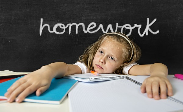 Stop Whining About Your Child's Summer Homework