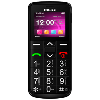 feature phones blu products