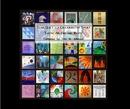 Glass Quilt - a Collaborative Effort