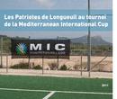 Les Patriotes de Longueuil au tournoi de la Mediterranean International Cup