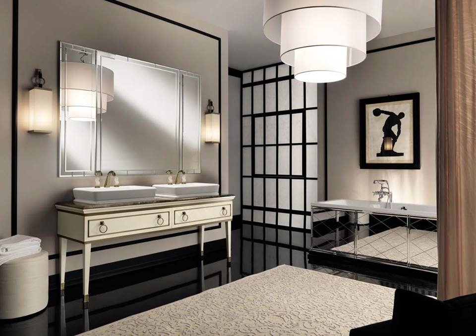 66 Amazing Art Deco Style Bathroom Designs Ideas Blurmark