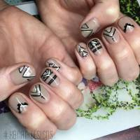 84 Cute & Colorful Tribal Nail Art Designs For Summer 2017 ...
