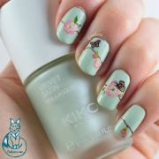 arylic-butterfly-nail-art-design