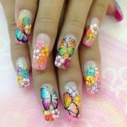 butterfly-nail-art-design-4 - blurmark