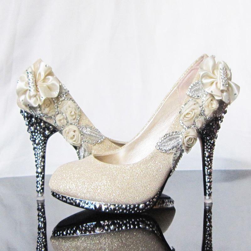 Bridal Shoes Sandals