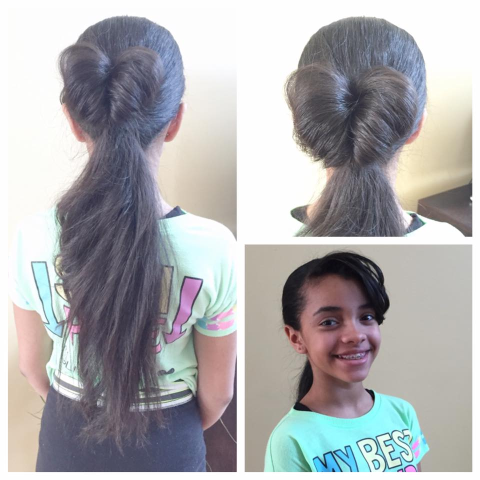 43 Cute Valentines Day Hair Style Ideas For Kids Blurmark