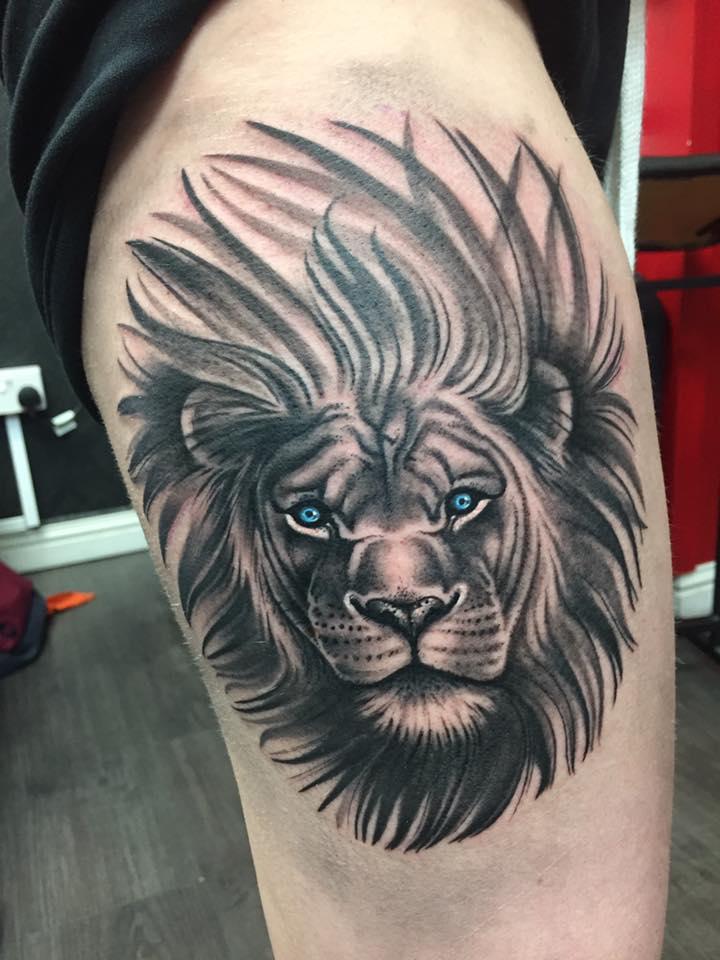 56 Lion Tattoos Ideas To Show Strength And Bravery
