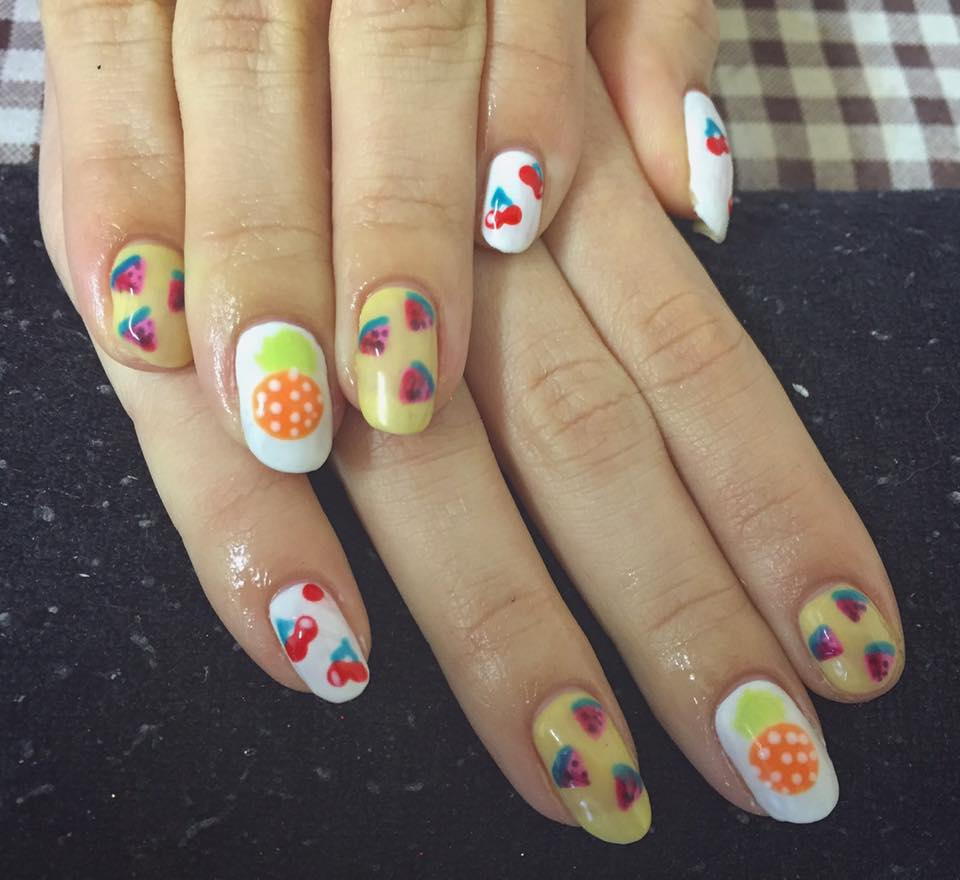 40 Cool Summer Nail Art Design Ideas 2017