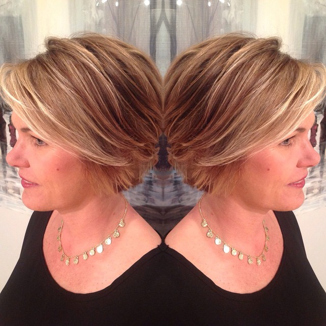 Easy Hairstyles Over 60