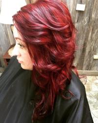 50 Unique Bright Red Hair Color Ideas To Try