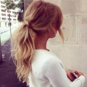 gorgeous messy hairstyle ideas