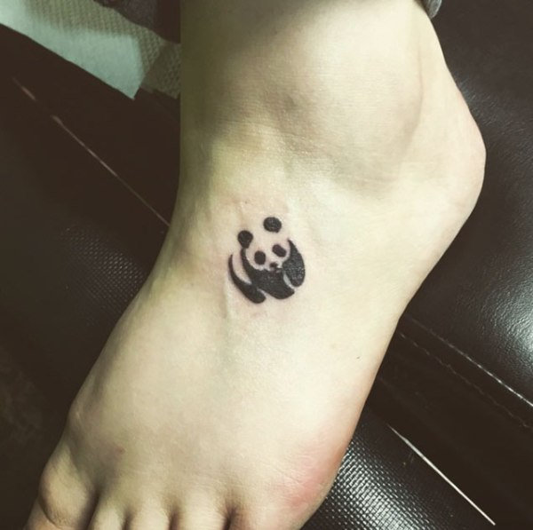 20 Small Panda Tattoos Ideas And Designs
