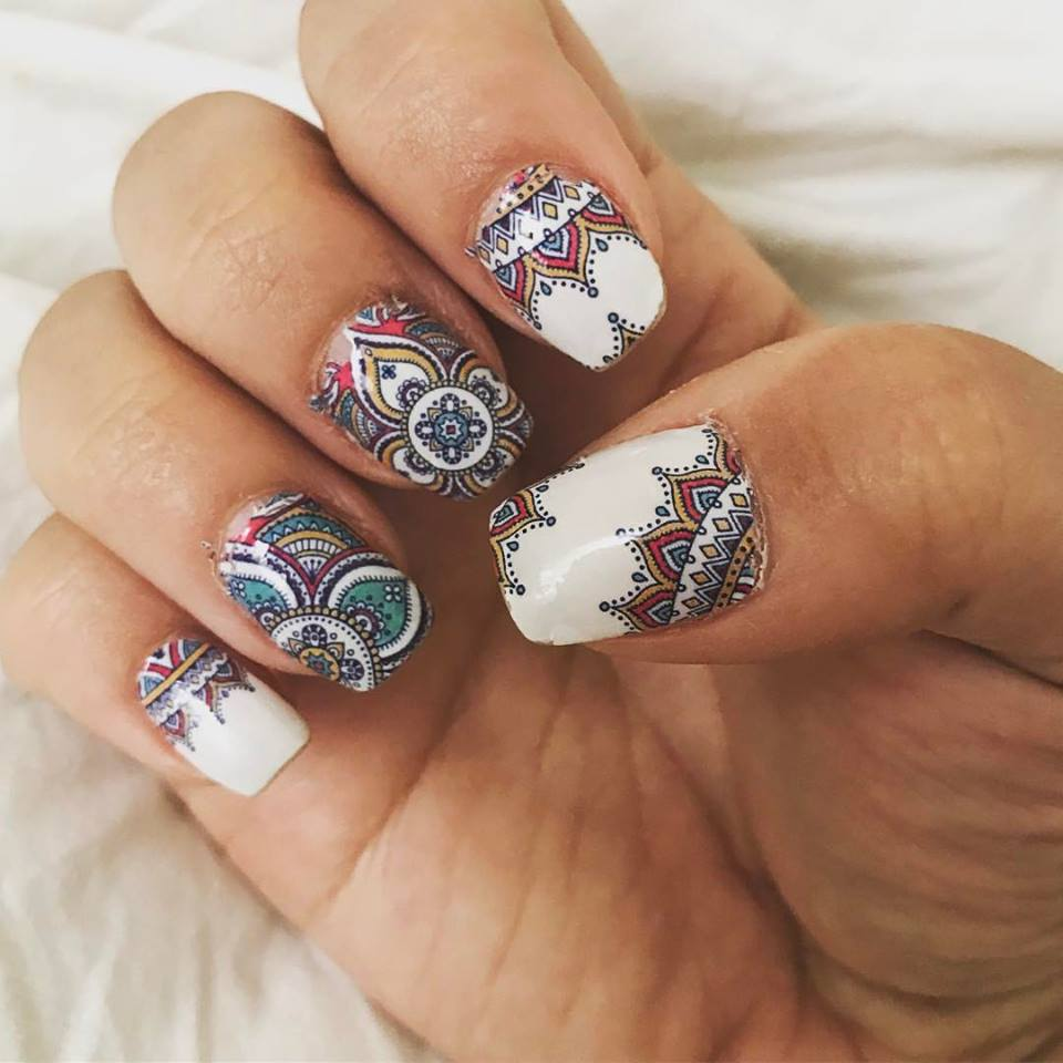59 Attractive Boho Nail Art Ideas Worth Giving A Try