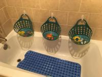 Bathtub Toy Organizer Diy - Bathtub Ideas