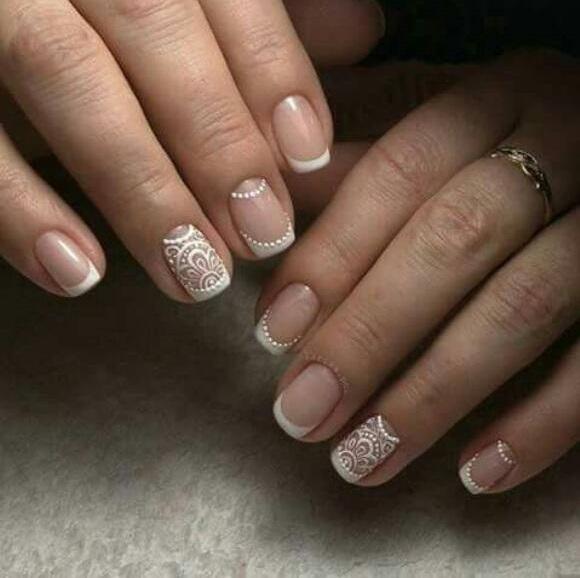 Wedding Nail Polish Colors