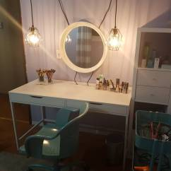 Pink Vanity Chair Antique Wooden Arm 55 Great Makeup Decor Ideas To Adorn Your Home In Style