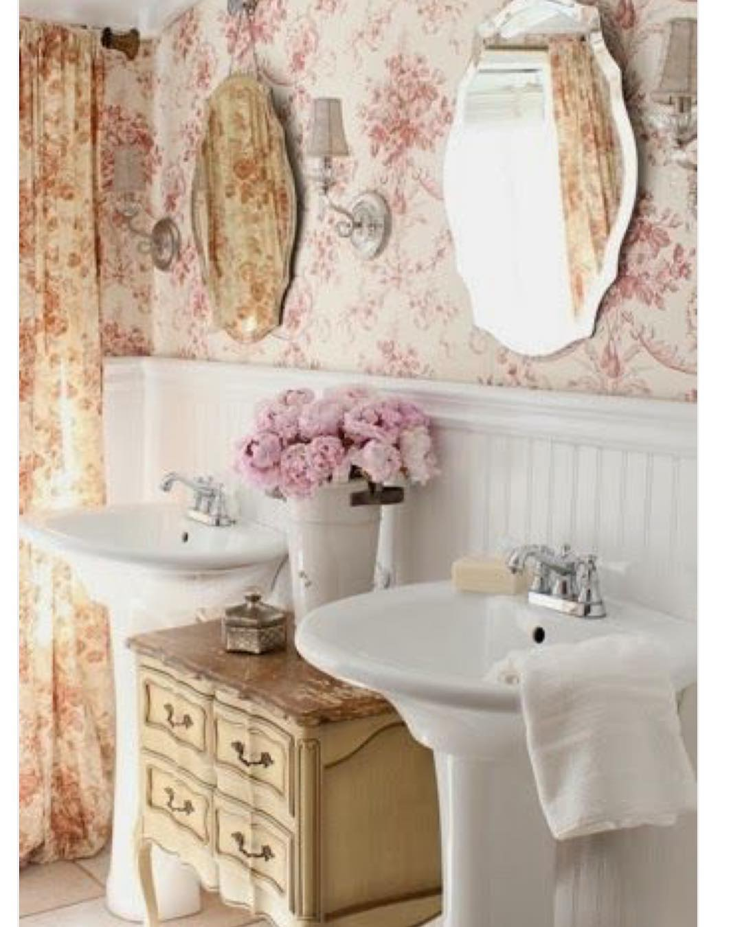 63 Perfect Shabby Chic Bathroom Ideas That You Would Love