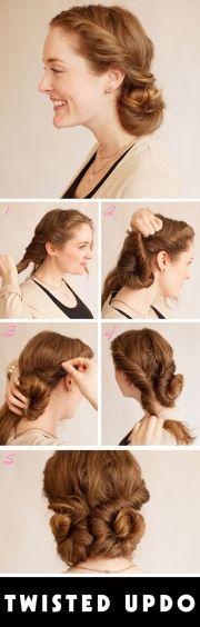 trendy victorian hairstyle tutorials