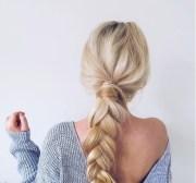 absolutely stylish loose braid