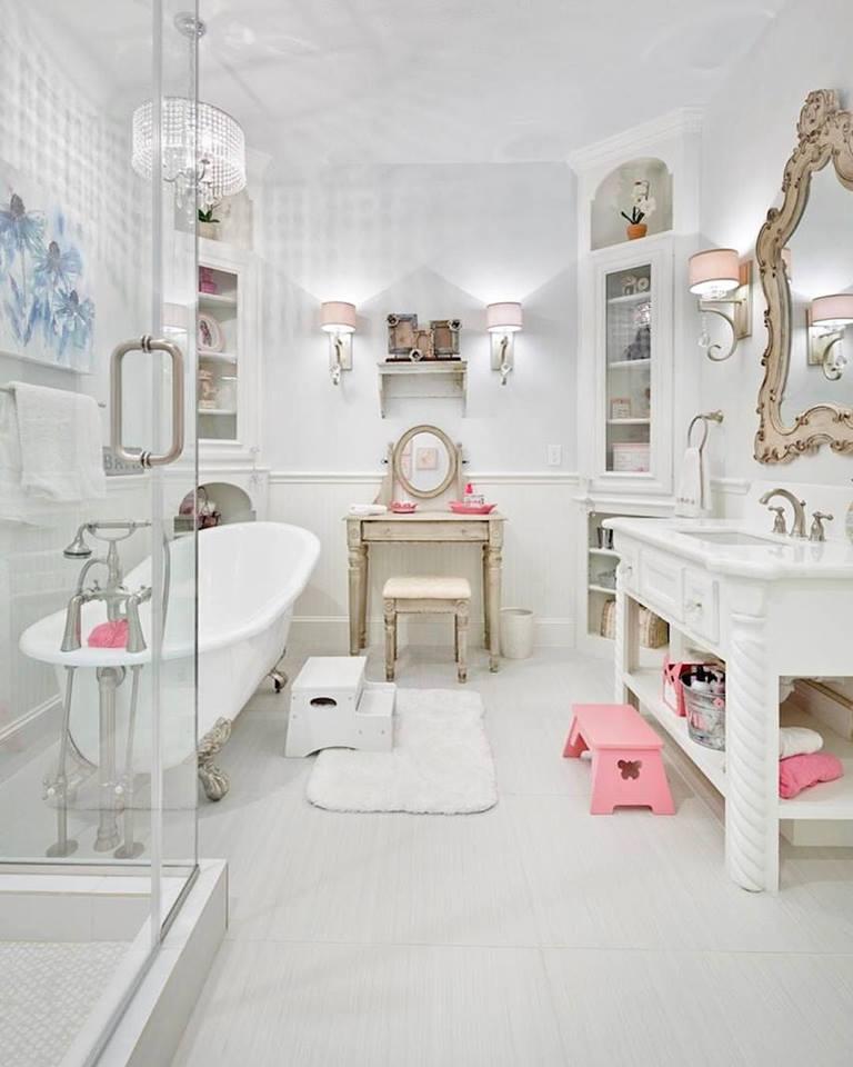50 Cute And Striking Kids Bathroom Decor For Fun Bathing Hours