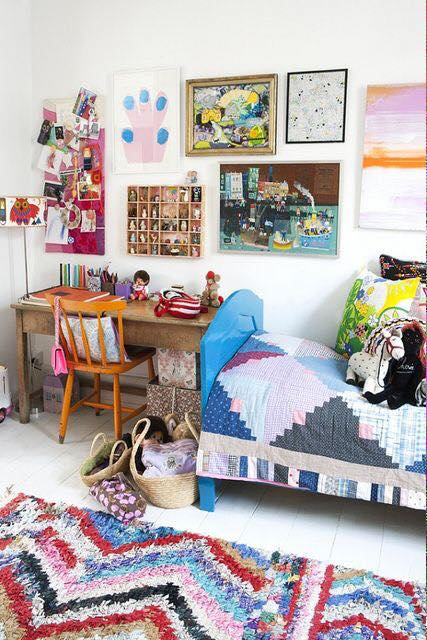 40 Elegant And Bohemian Kids Room Decor Ideas For Kids Who
