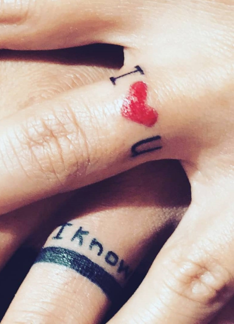 55 Matching Couple Tattoos For Lovers