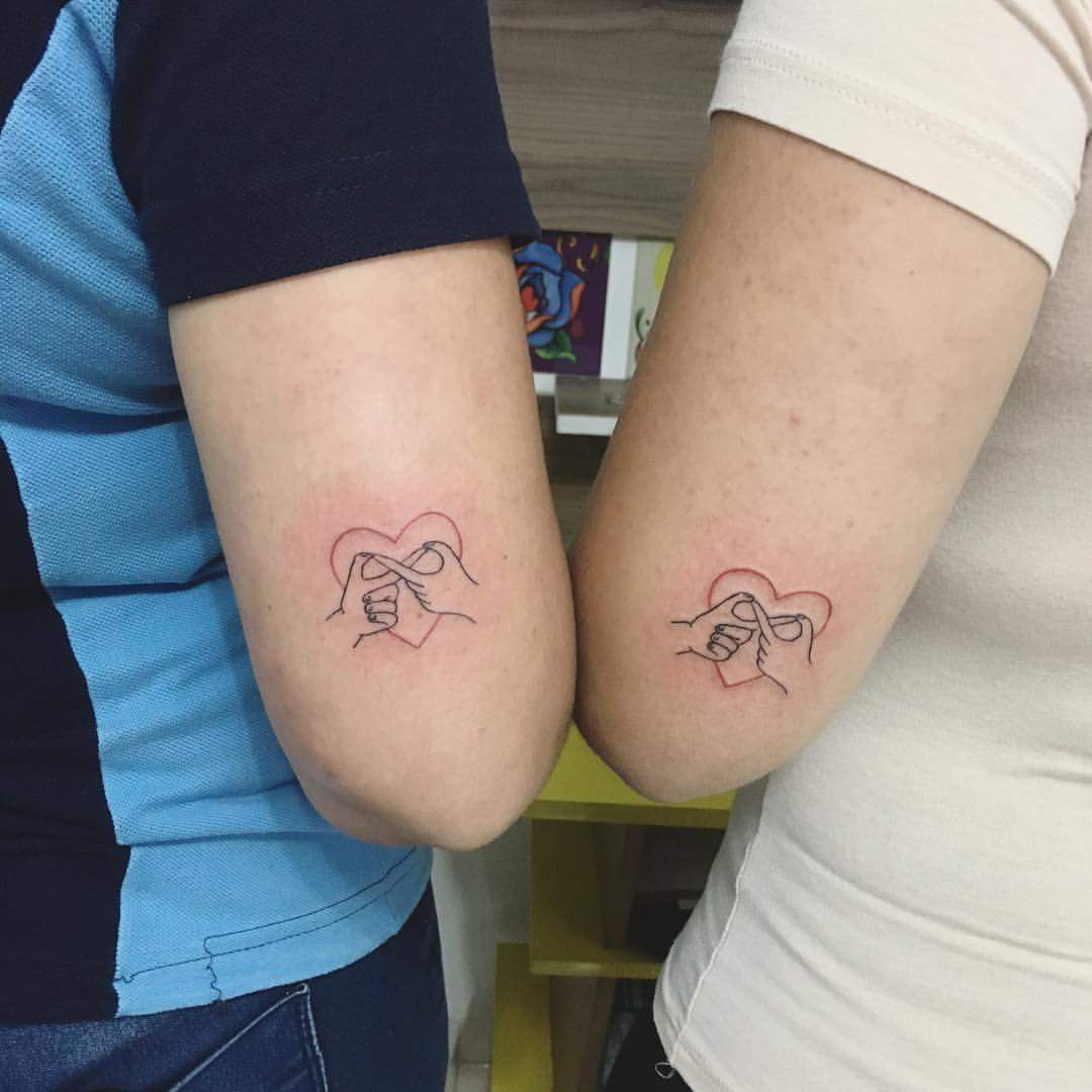 Sister Tattoo Ideas For 4