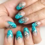 45 Gel Nail Design Ideas For Summer Blurmark