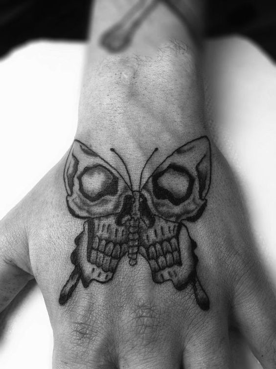 Small Skull Tattoo Designs