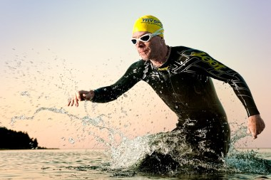 Triathlon Portrait