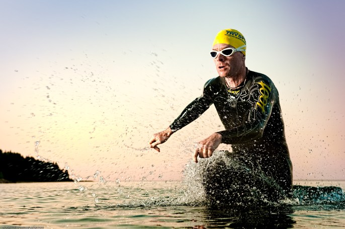 Livestrong Triathlon Portrait