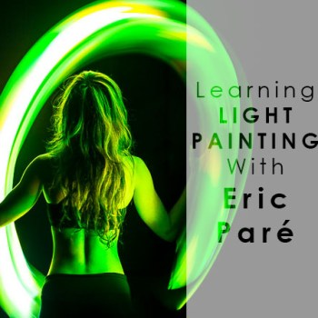learn light painting with eric pare