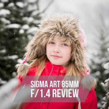 Sigma ART 85mm Review