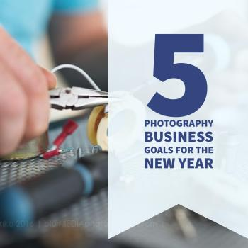 5 Photography Business Goals