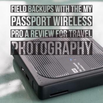 My Passport Wireless Pro Review