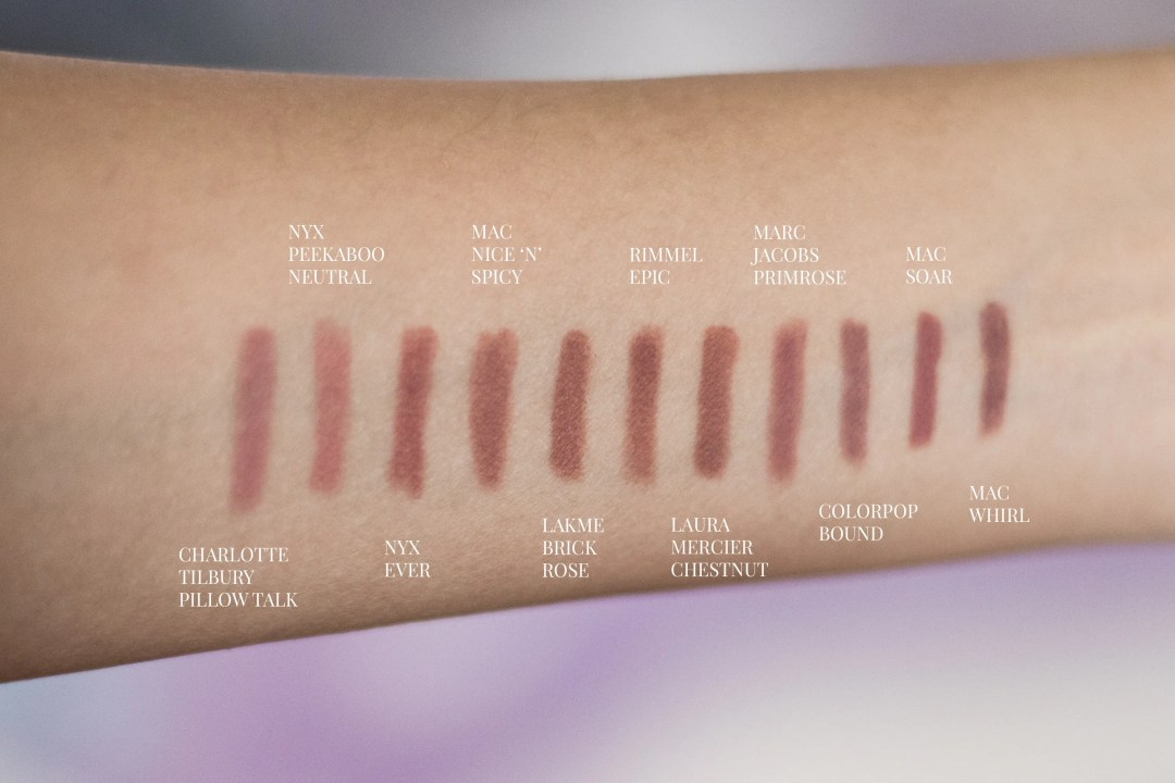 Nude Lip Liner Options-4