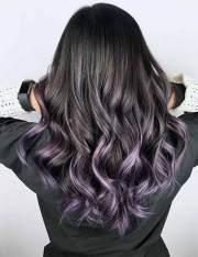 amazing dark ombre hair color