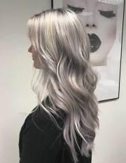 amazing platinum hair shades