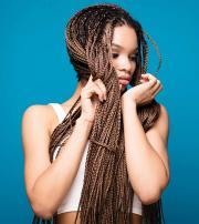 amazing black braided hairstyles