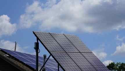 Blushield, Blushield Canada, Solar Power
