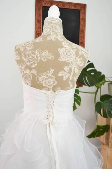 Ball gown Sam wedding dress
