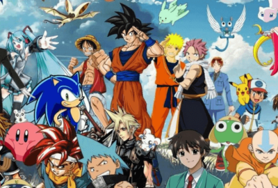 Top 14 Nostalgic Anime of My Childhood | Blushing Geek