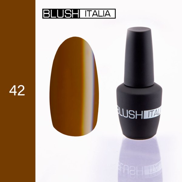 gel polish 42 blush italia