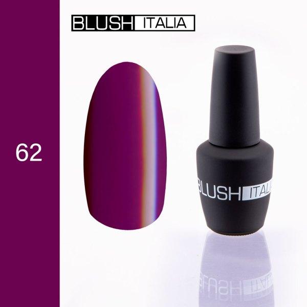 gel polish 62 blush italia